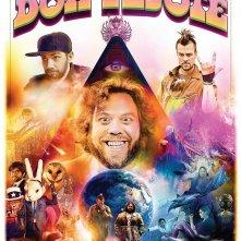 Don Peyote: la locandina del film
