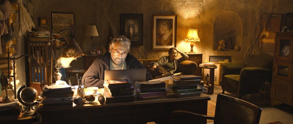 Hibernation: Haluk Bilginer in una scena
