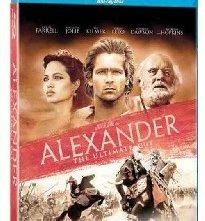 La copertina di Alexander (blu-ray)