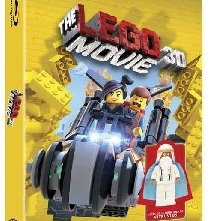 La copertina di The Lego Movie 3D (blu-ray)