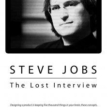 La locandina di Steve Jobs: l'intervista perduta