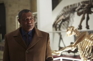 Hannibal: Laurence Fishburne nell'episodio Shiizakana, seconda stagione