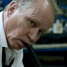 In Order of Disappearance: Stellan Skarsgård in una scena del film