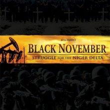 La locandina di Black November