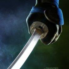 La locandina di Tartarughe Ninja