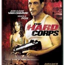 La locandina di The Hard Corps