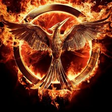 La locandina di The Hunger Games: Il canto della rivolta - Parte 1