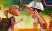 Il Blu-ray di Piovono polpette 2 - La rivincita degli avanzi