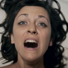Ritual - una storia psicomagica: Désirée Giorgetti in una scena drammatica del film