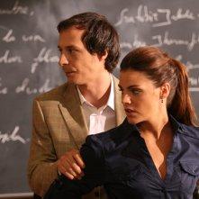 Sex - Una commedia sentimentalmente scorretta: Fele Martínez insieme ad Amaia Salamanca in una scena