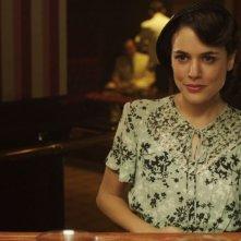 Adriana Ugarte in un momento della prima stagione de Il tempo del coraggio e dell'amore