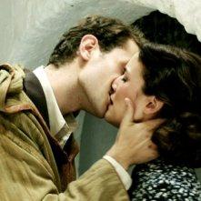 Il tempo del coraggio e dell'amore: Adriana Ugarte in un'immagine della serie