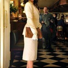 Il tempo del coraggio e dell'amore: Adriana Ugarte in un momento della prima stagione della serie spagnola