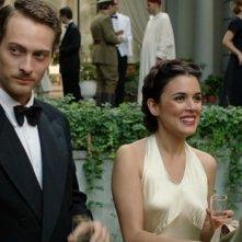 Il tempo del coraggio e dell'amore: Adriana Ugarte in una scena della serie