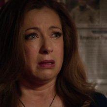 Arrow: Alex Kingston nell'episodio L'ultima vittima, della prima stagione