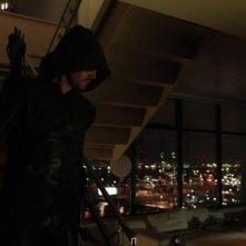 Arrow: Stephen Amell nell'episodio L'ultima vittima, prima stagione