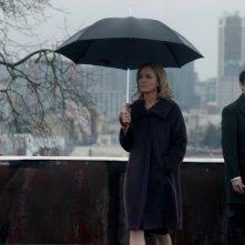 Arrow: Susanna Thompson nell'episodio L'ultima vittima, prima stagione