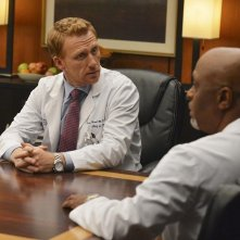 Grey's Anatomy: Kevin McKidd e James Pickens Jr. nell'episodio We Are Never Getting Back Together