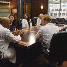 Grey's Anatomy: una scena dell'episodio We Are Never Getting Back Together