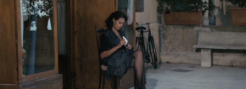 La Moglie Del Sarto Maria Grazia Cucinotta In Una Scena Del Film 371542