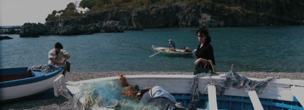 La Moglie Del Sarto Maria Grazia Cucinotta In Una Scena Panoramica Del Film 371572