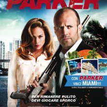 Parker: la locandina italiana