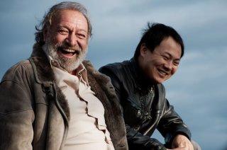 Sogni di gloria: Carlo Monni e Xiuzhong Zhang in una scena