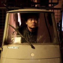 Sogni di gloria: Xiuzhong Zhang in un'immagine del film