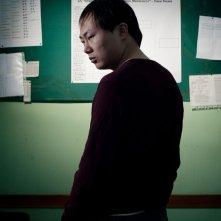 Sogni di gloria: Xiuzhong Zhang in una scena del film a episodi