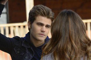 The Vampire Diaries: Paul Wesley nell'episodio What Lies Beneath, quinta stagione