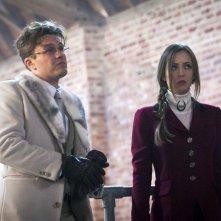 Hannibal: Katharine Isabelle e Michael Pitt nell'episodio Naka-Choko