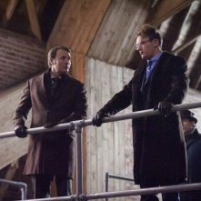 Hannibal: Mads Mikkelsen e Michael Pitt nell'episodio Naka-Choko