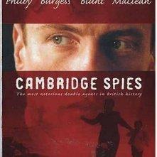 La locandina di Cambridge Spies