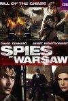 La locandina di Spies of Warsaw