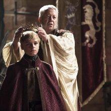 Il trono di spade: Dean-Charles Chapman nell'episodio First of His Name, quarta stagione