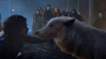 Il trono di spade: Kit Harington nell'episodio First of His Name, quarta stagione