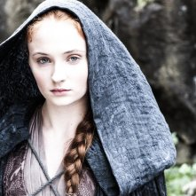 Il trono di spade: Sophie Turner nell'episodio First of His Name, quarta stagione