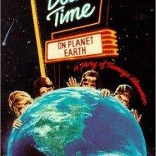 La locandina di Galeotti sul pianeta Terra