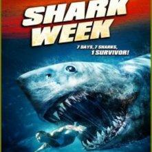 La locandina di Shark Week