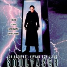 La locandina di Soultaker