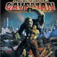 La locandina di Teenage Caveman