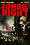La locandina di Zombie Night