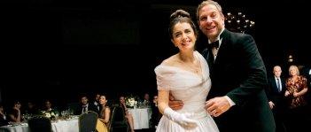 Wild Tales: Erica Rivas con Leonardo Sbaraglia in una scena