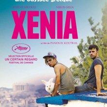 Xenia: la locandina del film