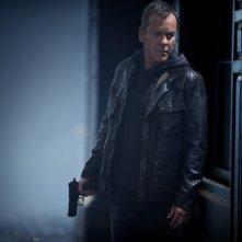 24: Live Another Day, Kiefer Sutherland è Jack Bauer in una scena