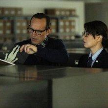 Agents of S.H.I.E.L.D.: Clark Gregg e Ming-Na Wen nell'episodio Ragtag