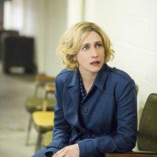 Bates Motel: Vera Farmiga durante un momento dell'episodio The Immutable Truth della seconda stagione
