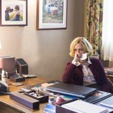 Bates Motel: Vera Farmiga in una scena dell'episodio The Immutable Truth, seconda stagione