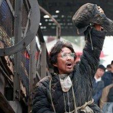 Coming home: Chen Daoming in un'immagine del film