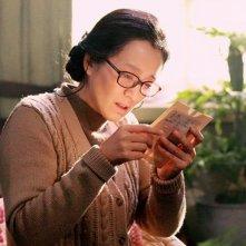 Coming home: Gong Li in una scena del film
